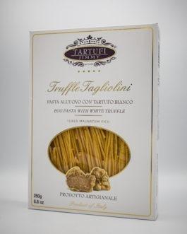 Tagliolini mit weißem Trüffel