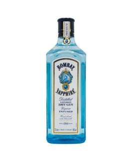 Bombay Sapphire Dry Gin 40 % 0,7 l