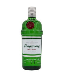 Tanqueray London Dry Gin Imported 47,3 % 0,7 l