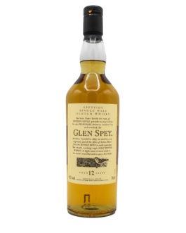 Glen Spey 12 Jahre Flora und Fauna 43 % 0,7 l