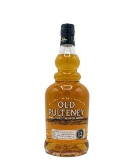 Old Pulteney Single Malt Scotch Whisky 12 Jahre 40 % 0,7 l