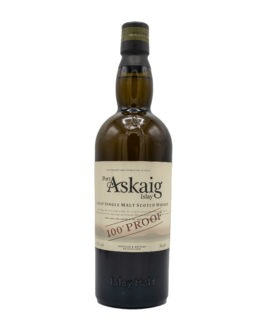Port Askaig Islay Single Malt Scotch Whisky 100° PROOF 57,1 % 0,7 l