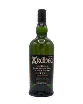 Ardbeg Islay Single Malt Scotch Whisky 10 Jahre 46 % 0,7 l