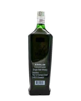 Kavalan Concertmaster Port Cask Finish Single Malt Whisky 40 % 0,7 l