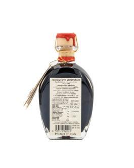 Acetaia Leonardi Condimento Balsamico Dama Serie 3 250ml