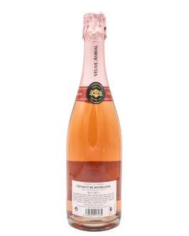 Grande Cuvée Rosé Crémant – Veuve Ambal