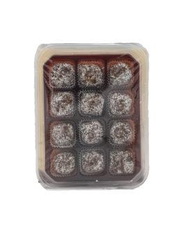 Hatoon – Dattelbällchen mit Schokoladefüllung
