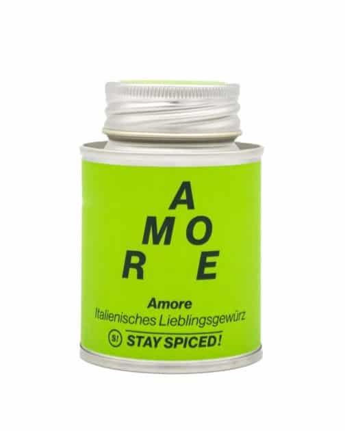 Stay Spiced! Amore italienisches Lieblingsgewürz