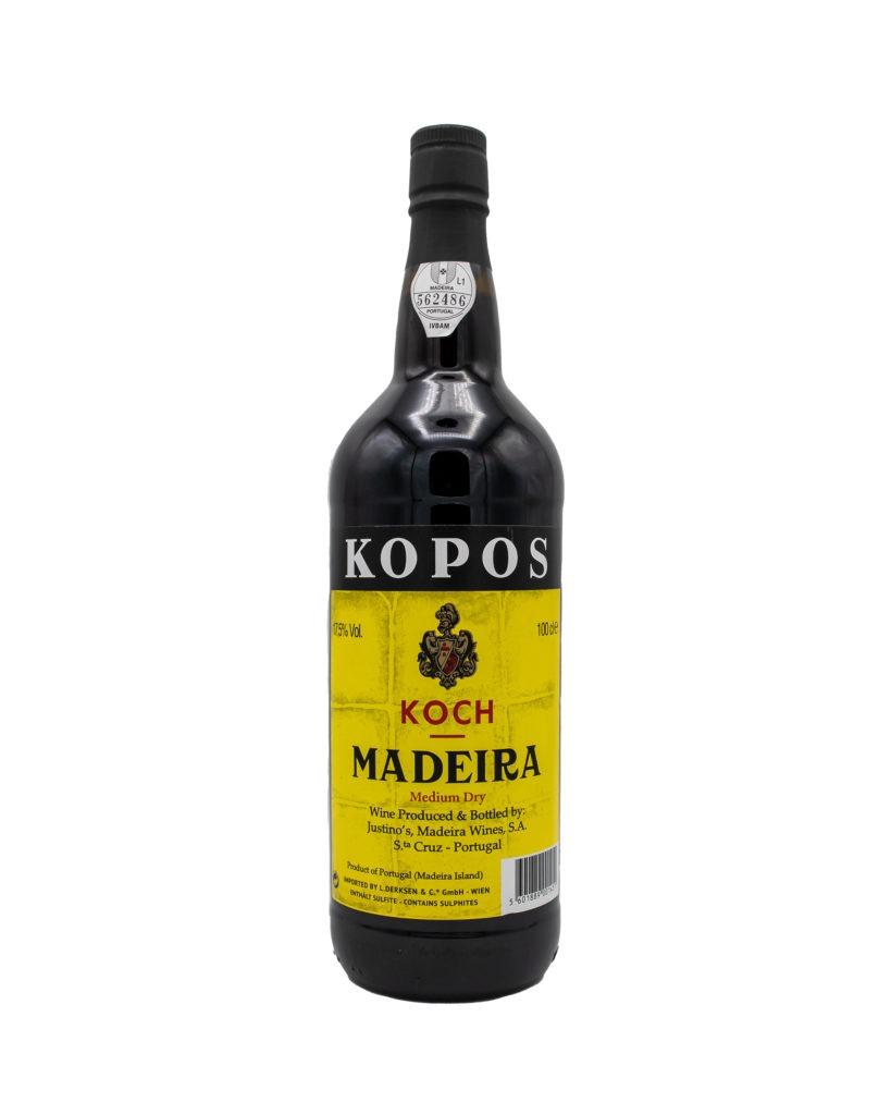 Kopos Kochweine Madeira Medium Dry