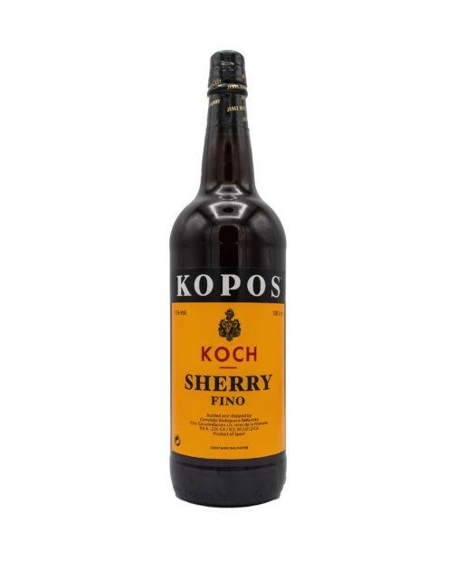 Sherry zum Kochen - Kopos
