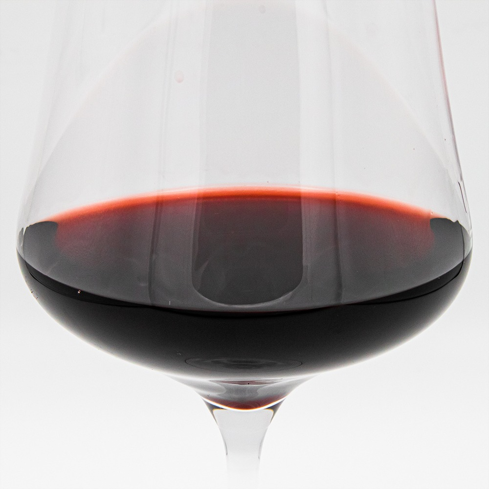 Wein Randaufhellung