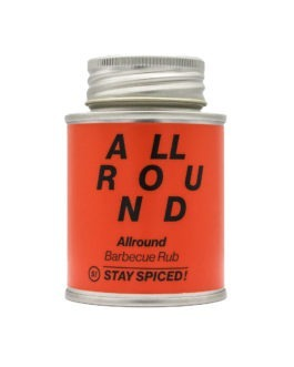 Allround BBQ Rub – Stay Spiced!