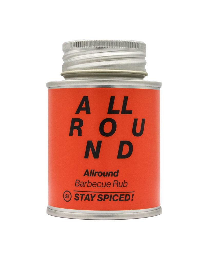 Allround BBQ Rub Stay Spiced!