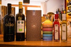Titelbild Olivenöl