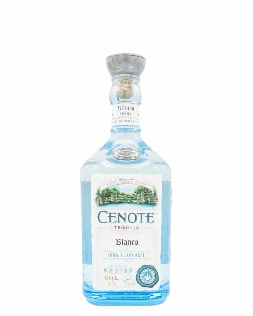 Tequila Blanco Cenote für Sommer-Cocktail