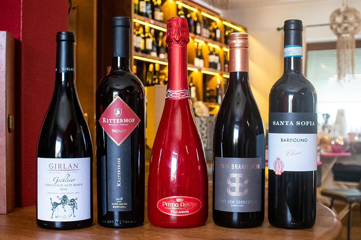 Rotwein gekühlt – 5 Rotweine, die auch gekühlt sehr gut schmecken!