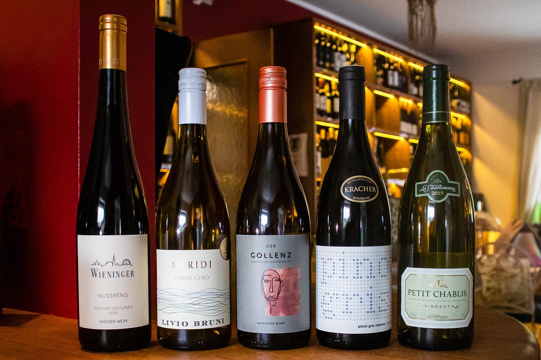 Read more about the article Der Geschmack von Weisswein – welche Aromen können wir schmecken?