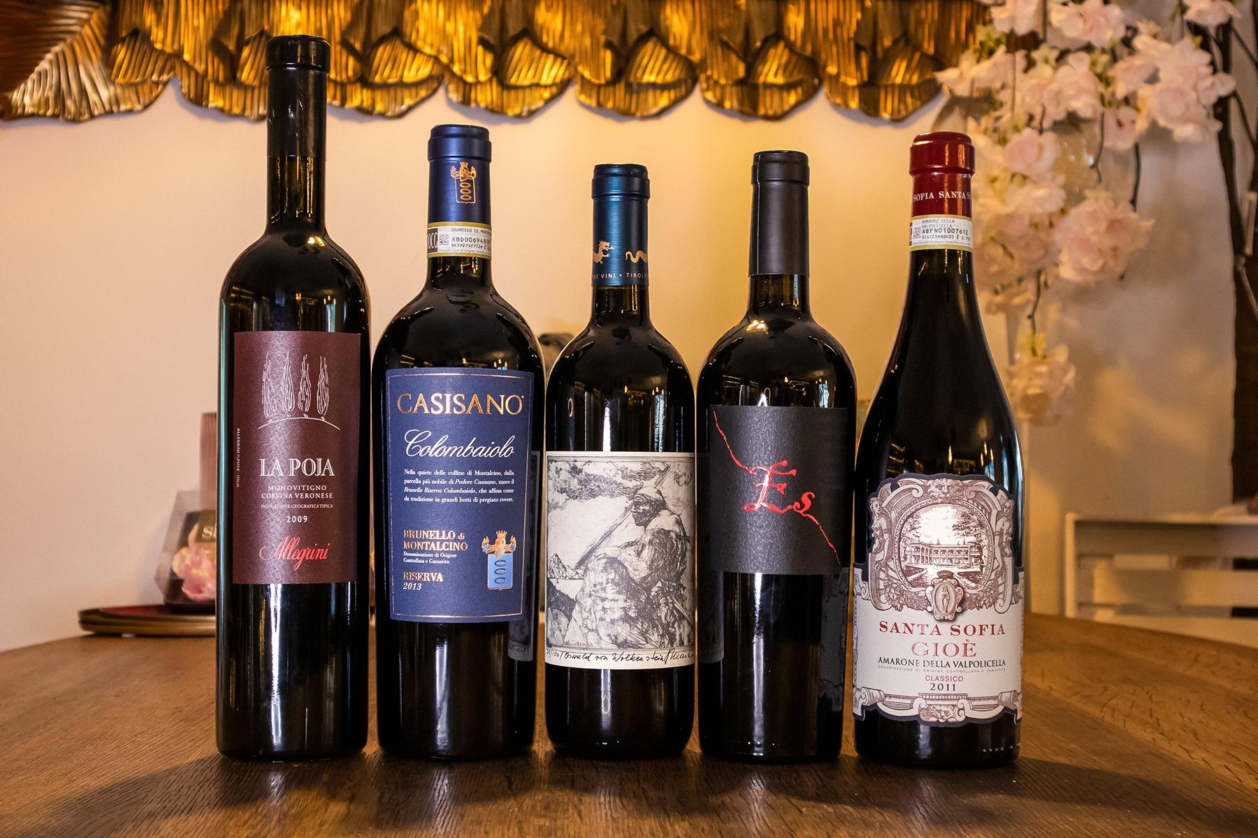 You are currently viewing Teurer Wein – 5 Weine über 50 Euro, die du probiert haben solltest!