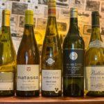 Französischer Weißwein – 5 Weinbauregionen – 5 Weine