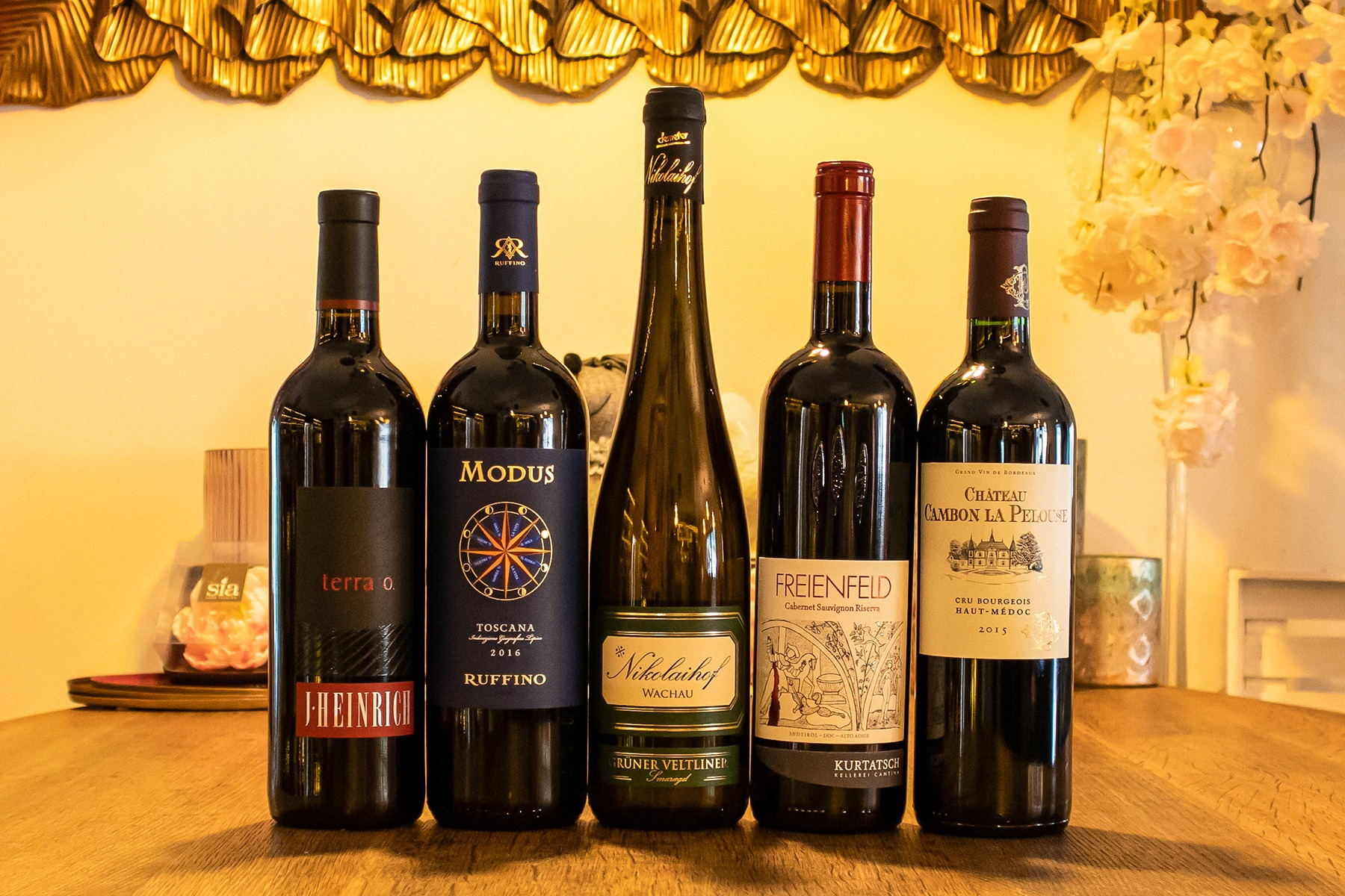 Read more about the article Wein zum Verschenken – Mit diesen 5 liegst du immer richtig!