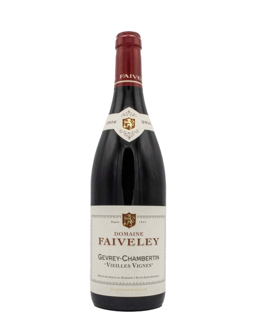 Gevrey-Chambertin Vieilles vignes Domaine Faiveley