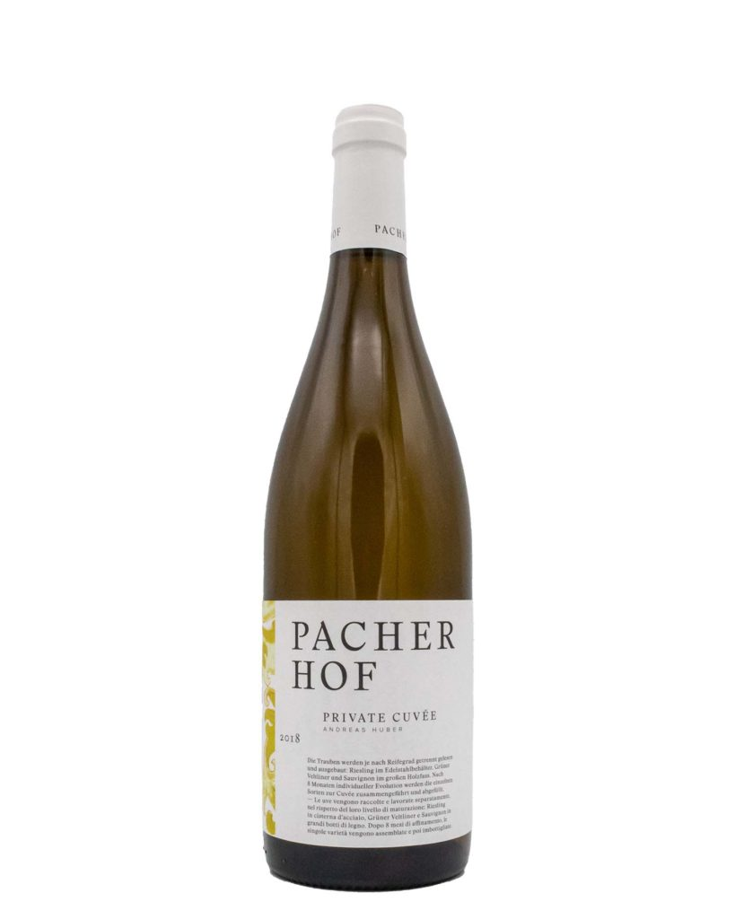 Pacherhof Private Cuvee 2018