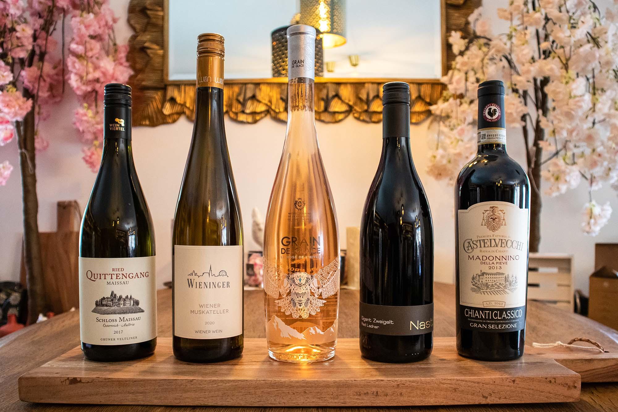 Read more about the article Wein zu Kürbis – 5 Ideen für den Herbst