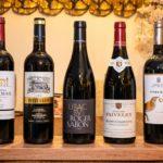 Französischer Rotwein – 5 Weinbauregionen – 5 Weine