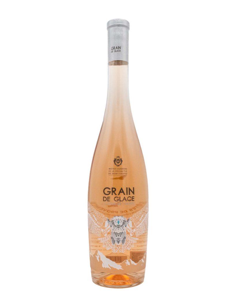 Grain de Glace Vinerons de St. Tropez Wein zu Kürbis